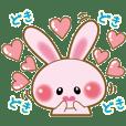 Pretty cute bunny!