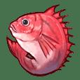 실제 물고기