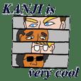 KANJI is very Cool!