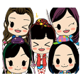 Tsuri Bit LINE Sticker