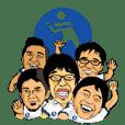 Zico-hihan show's Sticker