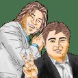 Taka and Yoshi