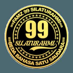 99 Silaturahmi