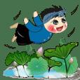 Bopbi flower