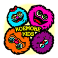☆KowellyTown Monster KOEMOKE KIDS☆