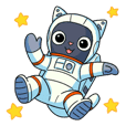 COSMONAUT CAT Vol.1