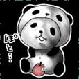 パンダinぱんだ3(ニヒル編)