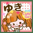 【ゆき】Pop & Cute girl3❤よく使う❤40個