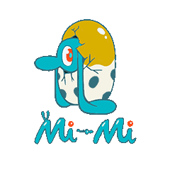 仮想ペットシリーズ第1弾「Mi-Mi」
