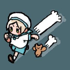 Sailor-kun and Kuma