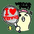 A Tennis Nut chick Hiyokko Ver.1 English