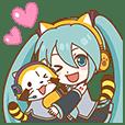 Hatsune Miku x Rascal