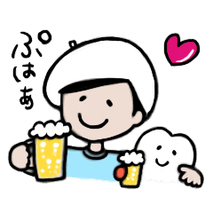 """歯医者さん専用""""はみスタ"""" プライベート編"""