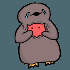 King penguin kiwi