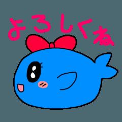Whale's Coo-chan