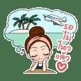 "StampGirl ""การท่องเที่ยว"" ฉบับภาษาไทย"