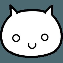 The tiny devil cat