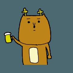 Drink Narashika sticker