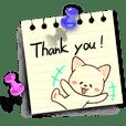 Memo cat(English)
