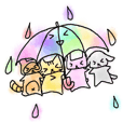 All Weather Animal Sticker