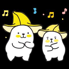 香蕉小夥伴 - BANA&NANA