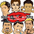 DRAGON GATE PRO-WRESTLING SD Characters