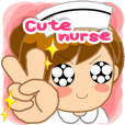 For the lovely nurse by ViccVoon Studio