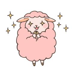 Sheep Sticker 1