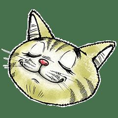猫の気分 ( 01 )