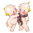Kewpie's Happy World