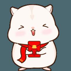 Hamster pudding 3