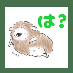 ハリネズミの本音と建前(関西弁)