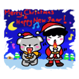 X'mas and Happy New Year! Go! Go! Go!