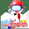 Miketa's message Sticker PART2(English )