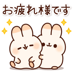 cuddle rabbit