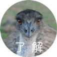 Australian Birds stamp
