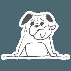 modern pug (spin-off)