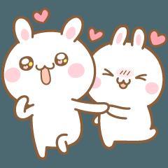 Koshi & Uni Rabbit Lover