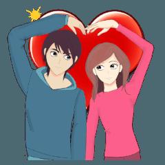 Mew Mew: Love Couple 3