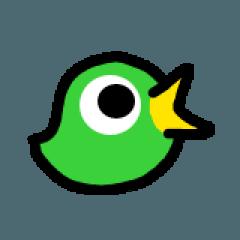 One phrase bird