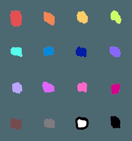 Colours XDD