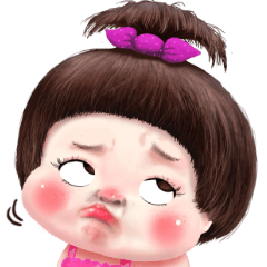 Mungkud cute girl (ENG)