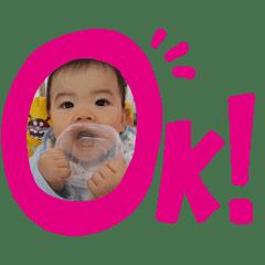 Koki Koki Srickers dayo