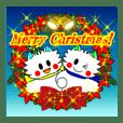 子猫のプリンちゃんクリスマス(日本語)