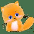 Mew Mew: Yellow Kitten
