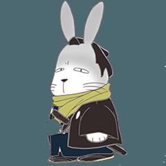 longing rabbit