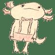 Axolotl Boy
