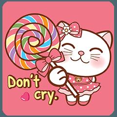 Sugar white cat [Eng]