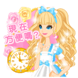 Alice Stickers-Chinese (Traditional)-