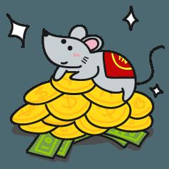 小灰鼠的日常